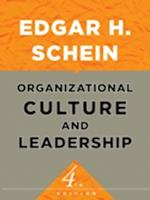 Organizational Culture and Leadership (Jossey-Bass Business & Management Series)