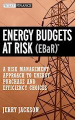 Energy Budgets at Risk (Ebar)