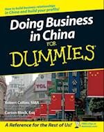 Doing Business in China For Dummies af Robert Collins