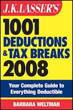 J.K. Lasser's 1001 Deductions and Tax Breaks 2008 af Barbara Weltman