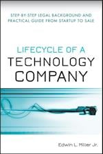 Lifecycle of a Technology Company
