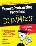 Expert Podcasting Practices For Dummies af Tee Morris