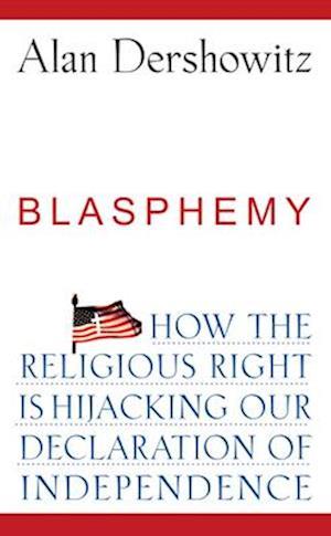 Bog, paperback Blasphemy af Alan M. Dershowitz