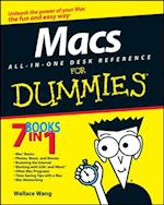 Macs All-in-One Desk Reference For Dummies af Wallace Wang
