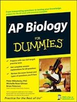 AP Biology For Dummies af Brian Peterson