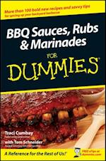 BBQ Sauces, Rubs and Marinades For Dummies
