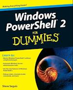 Windows Powershell 2 for Dummies (R)