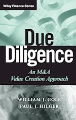 Due Diligence (Wiley Finance)