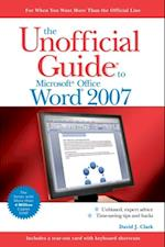Unofficial Guide to Microsoft Office Word 2007
