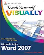 Teach Yourself VISUALLY Word 2007 af Elaine Marmel