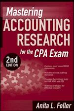 Mastering Accounting Research for the CPA Exam