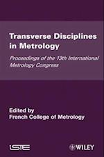Transverse Disciplines in Metrology (Iste)