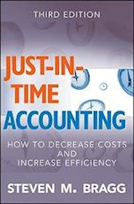 Just-In-Time Accounting af Steven M. Bragg