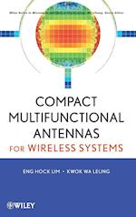 Multifunctional Antennas for Microwave Wireless Systems (Wiley Series in Microwave and Optical Engineering)