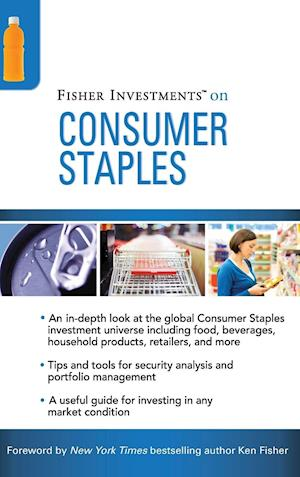 Bog, hardback Fisher Investments on Consumer Staples af Fisher Investments, Andrew S Teufel, Michael Cannivet