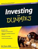 Investing For Dummies af Eric Tyson