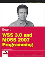 Expert WSS 3.0 and MOSS 2007 Programming af Shahram Khosravi