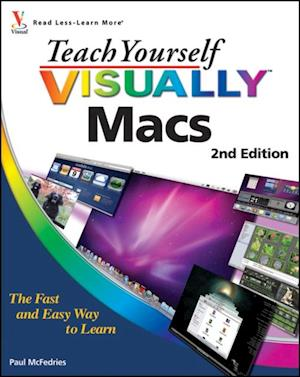 Teach Yourself VISUALLY Macs af Paul Mcfedries