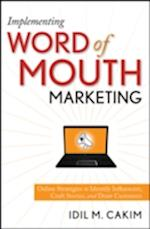 Implementing Word of Mouth Marketing