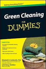 Green Cleaning For Dummies af Elizabeth B Goldsmith