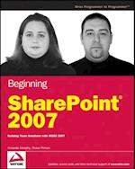 Beginning SharePoint 2007 af Amanda Murphy