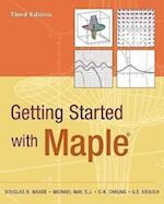 Getting Started with Maple af C K Cheung, G E Keough, Michael May