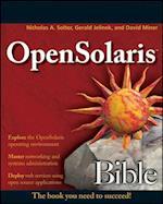 OpenSolaris Bible (Bible)