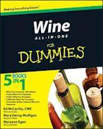 Wine All-in-One for Dummies af Ed McCarthy, Mary Ewing mulligan, Maryann Egan