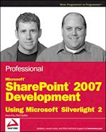 Professional Microsoft SharePoint 2007 Development Using Microsoft Silverlight 2 af Paul Stubbs