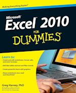 Excel 2010 for Dummies (For dummies)