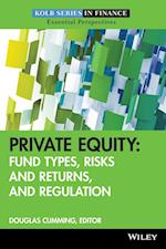 Private Equity (The Robert W. Kolb Series in Finance)