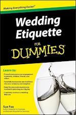 Wedding Etiquette For Dummies