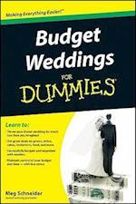 Budget Weddings for Dummies (For dummies)