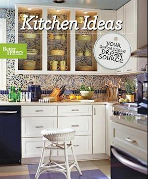 Bog, paperback Kitchen Ideas af Better Homes