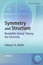 Symmetry and Structure af Sidney F. A. Kettle