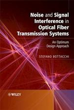 Noise and Signal Interference in Optical Fiber Transmission Systems