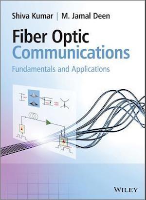 Bog, hardback Fiber Optic Communications af M Jamal Deen