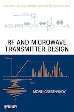 RF and Microwave Transmitter Design (Wiley Series in Microwave and Optical Engineering)