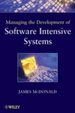 Managing the Development of Software-Intensive Systems af James McDonald