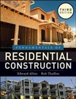 Fundamentals of Residential Construction af Joseph Iano, Rob Thallon, Edward Allen