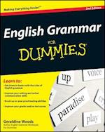 English Grammar for Dummies (For dummies)