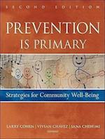 Prevention is Primary af Sana Chehimi, Larry Cohen, Vivian Chavez