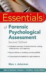 Essentials of Forensic Psychological Assessment, Second Edition (Essentials of Psychological Assessment)