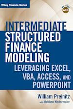 Intermediate Structured Finance Modeling, with Website (Wiley Finance, nr. 573)