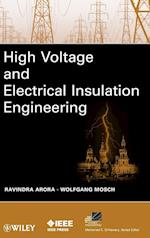 High Voltage and Electrical Insulation Engineering (IEEE Press Series on Power Engineering)