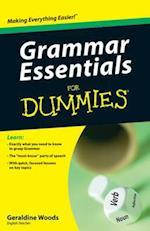 Grammar Essentials for Dummies (For dummies)