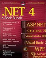 .NET 4 Wrox eBook Bundle