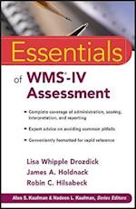 Essentials of WMS-IV Assessment (Essentials of Psychological Assessment)