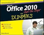 Office 2010 Just the Steps For Dummies af Elaine Marmel