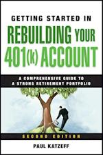 Getting Started in Rebuilding Your 401(k) Account (Getting Started in..)